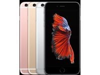 iPhone 6S Space Grey 16GB Brand New Boxed Unused