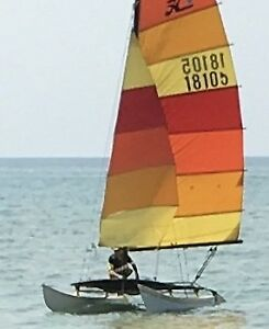 Hobie 16 for sale. Super fast and fun.