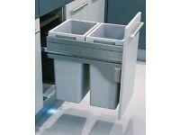 Hailo Euro-Cargo Pull Out Kitchen Waste Bin