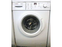 BOSCH WASHING MACHINE - DIGITAL DISPLAY - 7KG 1400 SPIN - ECO TECH - WITH GUARANTEE - WILL DELIVER