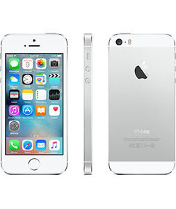 iPhone 5s argent/silver