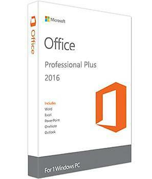 Office 2016 Professional Plus