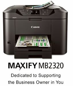Canon Maxify (MB2320) Wireless Home Office All-in-One Printer