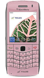 Blackberry Pearl (Pink) - Telus