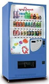 Wanted: We Buy Vending Machines …