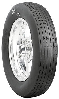 26X4 0 15 Mickey Thompson Et Front Drag Racing Tire Mt 30071