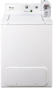 Whirlpool Coin Operated Washer Top Load