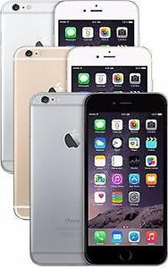 "Iphone 6-16GB,64GB &128GB New in Box w/Accessories ""Unlocked"" w/Warranty-Buy from a Store 379.99$,429.99$ &479.99$"