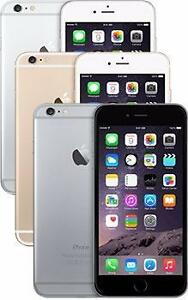 "Iphone 6-16GB & 64GB-New in Box w/Accessories ""Unlocked"" w/Warranty-Buy from a Store w/Receipt 379.99 $ & 429.99 $"