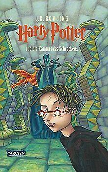 Harry Potter Band 2: Harry Potter und die Kammer ... | Buch | Zustand akzeptabel