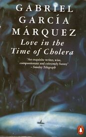 Love in the Time of Cholera Paperback by Gabriel Garcia Marquez (Author)