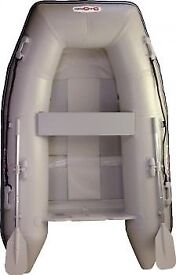 Brand New Sunsport Inflatable Boat Tender Dinghy with Slatted Floor SF260