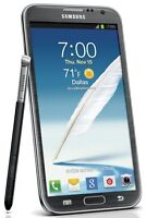 SAMSUNG GALAXY NOTE 2 NEW WORK WITH BELL/VIRGIN WITH GAURANTY