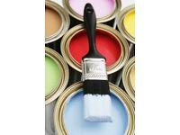 Painting, plastering, decorating, flooring, tiling, electrical, gardening, etc.