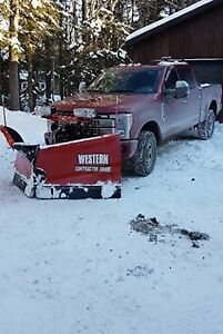 Residential Snow plowing, Upper, Middle and Lwr Sackville