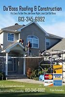 Looking For Experienced Roofers