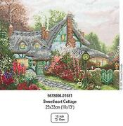 Thomas Kinkade Cross Stitch Kit