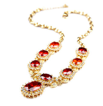 Antique Gemstone Necklace Buying Guide