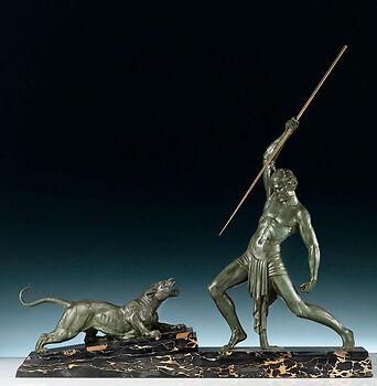 So finden Sie Antiquitäten, die Jäger begeistern
