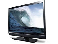 LG 37 INCH LCD TV VERY GOOD CONDITION IN 110 POUND