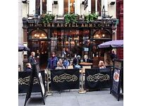 Argyll arms Looking For Staff