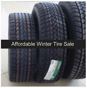 Winter Tire Sale 235/75R17 cheap economocal calgary