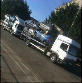 ♻️SCRAP CARS VANS & 4x4's WANTED♻️