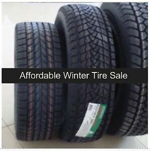 Cheap economical winter tires on sale Alberta Tire Depot Calgary