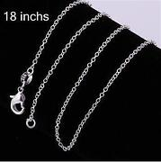 Sterling Silver Chain 1mm