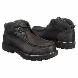 NIB-TIMBERLAND-RUGGED-STREET-CHUKKA-38571-black-COLOR-PREMIUM-BOOTS