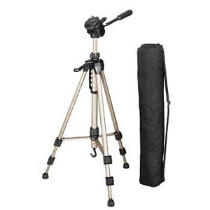 Hama-Star-61-Tripod-Digital-Camera-Aluminium-Tripod-with-QR-Pan-Head-Bag-New