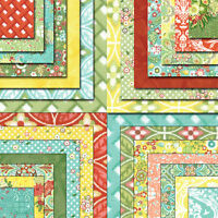 Flora Fabric Collection (Moda) By the Meter & Layer Cake