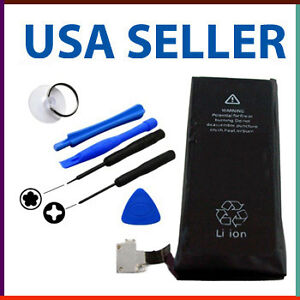 1430mAh-3-7V-Li-ion-Internal-Battery-Replacement-Part-Tools-for-iPhone-4S