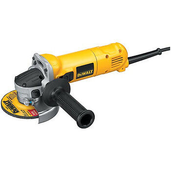 "DEWALT 4-1/2"" 11,000 RPM 7.0 AMP Angle Grinder D28110 NEW on Rummage"