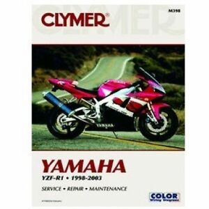 new yamaha service repair manual yzfr1 yzf r1 yzf r1 1998. Black Bedroom Furniture Sets. Home Design Ideas