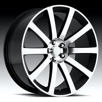 20x9 Chrysler 300c Srt8 Charger Magnum Challenger Wheels Rims Set 4 Mopar Dodge