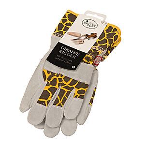 Briers Ladies Gardening Gloves - Giraffe Rigger - Work Protective