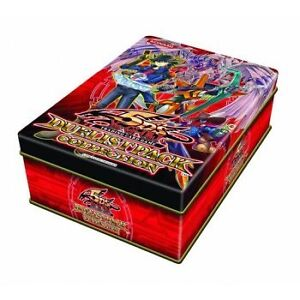 Yu-Gi-Oh! Duelist Pack Collection Tin 2010 Red