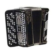 Chromatic Button Accordion