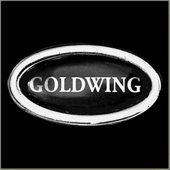 Goldwing Honda Title Pin Jacket Vest Biker Pin