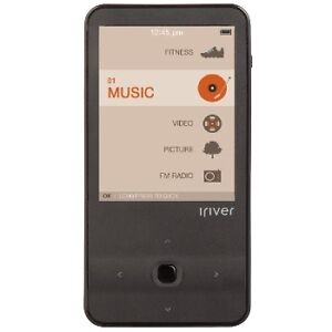 iriver E300 4GB Black MP3 Player