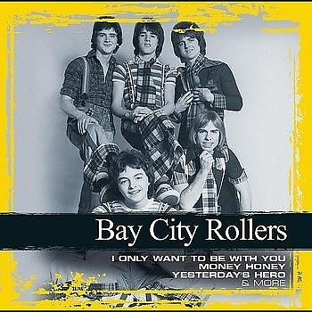 BAY CITY ROLLERS Collections CD BRAND NEW Compilation