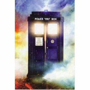 New Series Dr Doctor Who Imported Set of 16 Postcards - Eccelston-Tennant-Smith