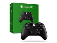 Official Xbox One Wireless Controller With 3.5mm Stereo Headset Jack