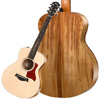 Taylor GS Mini Spruce top w/ Koa Back and Sides