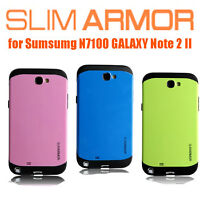 SGP Slim Armor Case for Samsung Galaxy Note 2 (Brand New In Box