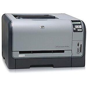 HP Laserjet CP1518ni Color Printer with Toner