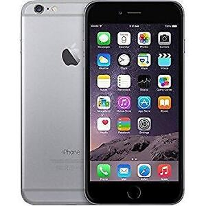 Unlocked Apple IPhone 6 Plus 16gb Grey With Warranty!