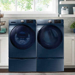 Samsung HIGH CAPACITY FT LOAD LAUNDRY PAIR- BEST DEAL IN TOWN!