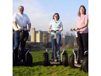 IntoTheBlue Experience Gifts & Memories -for example, Segway Adventure at Leeds Castle